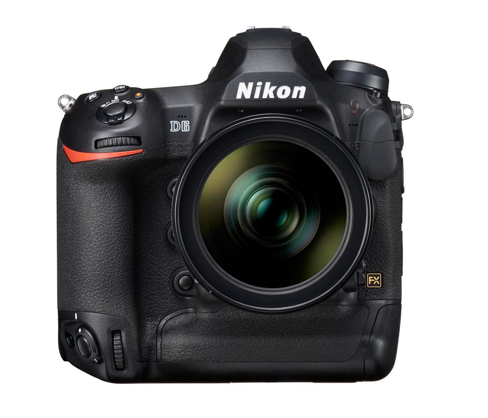 The Nikon D6 is destined for the hands of professional photographers