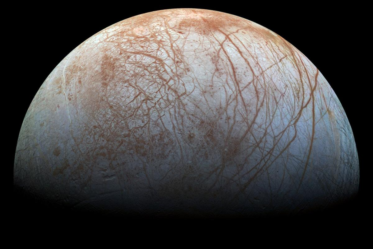 The new technique could be used to hunt for life on ocean moons, such as on Europa