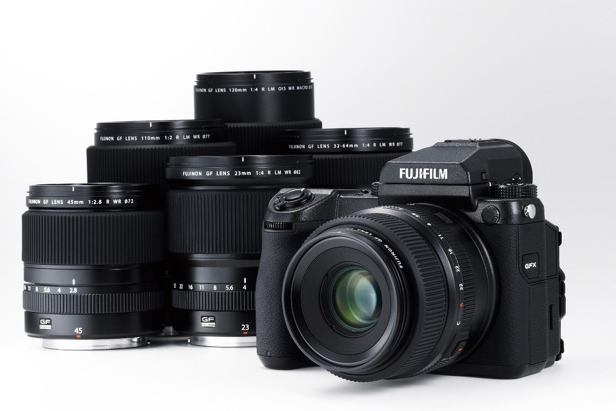 Fujifilm has now announced the release date and price for the GFX 50S and GF lenses