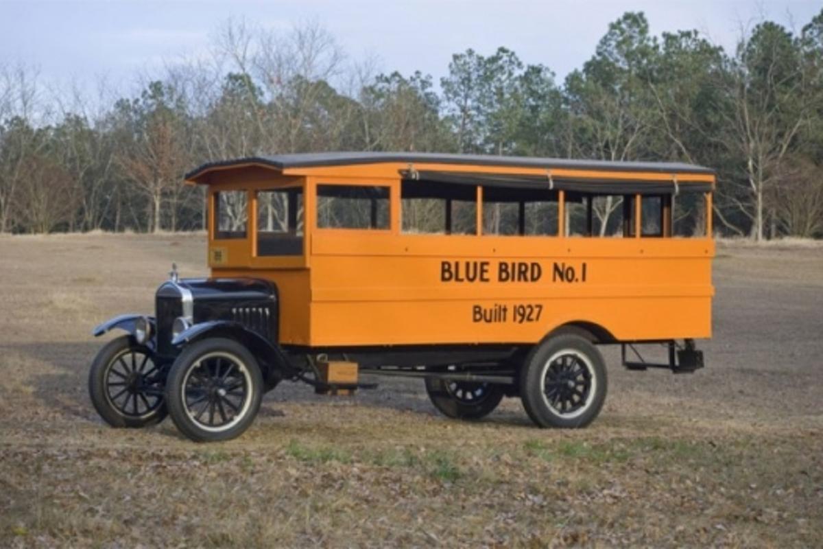 Blue Bird No. 1