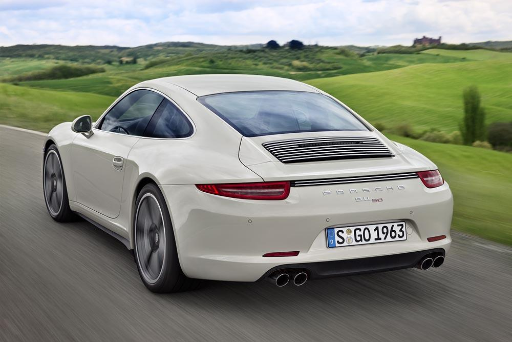 Horsepower to the flat-six gets an upgrade to the tune of 430 hp thanks to the addition of Porsche's Powerkit system