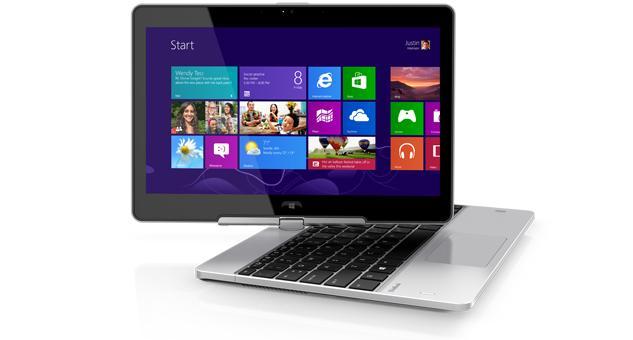 HP's EliteBook Revolve tablet is aimed at enterprise users