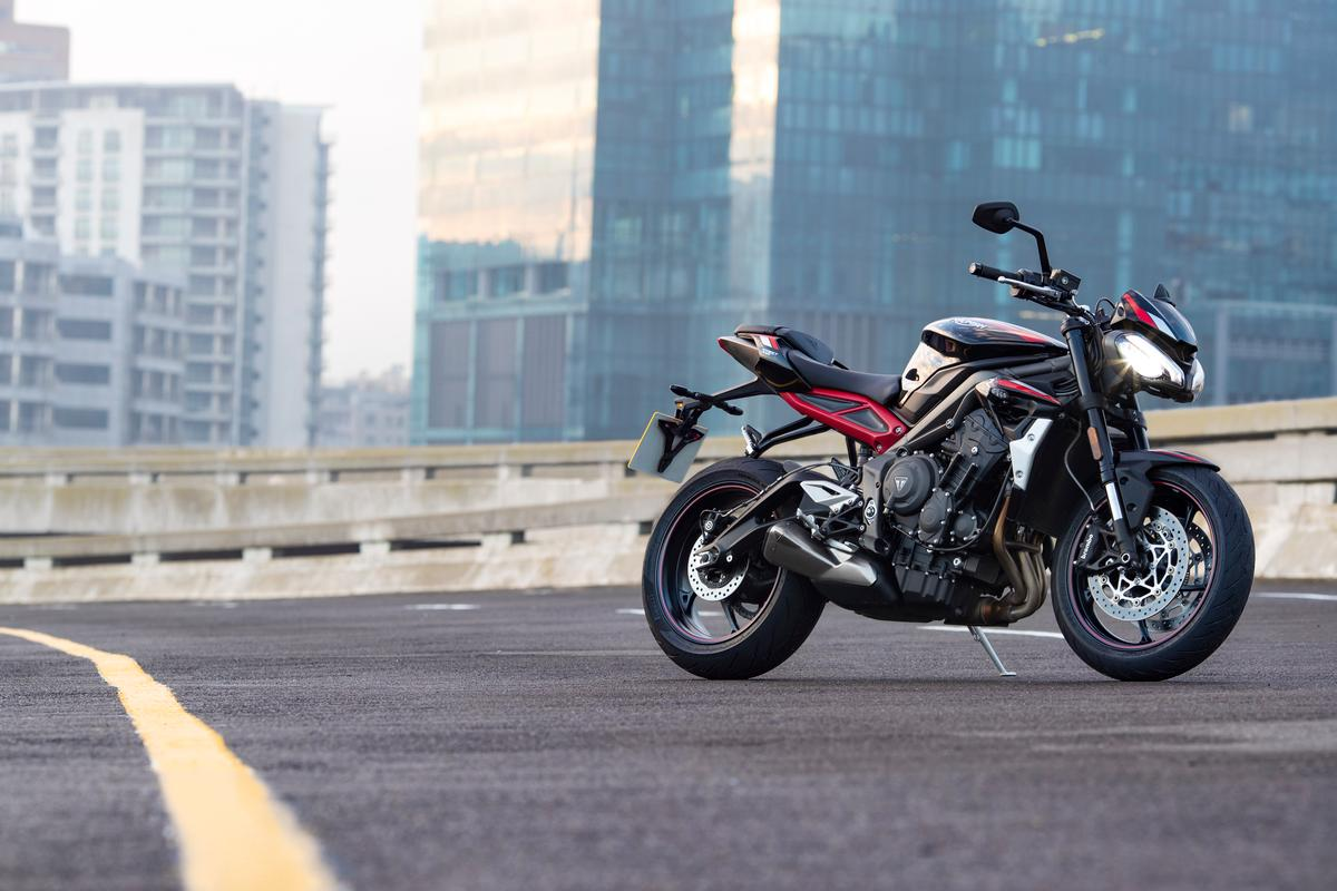 New 2020 Street triple gets some tasty upgrades and a nicer price tag
