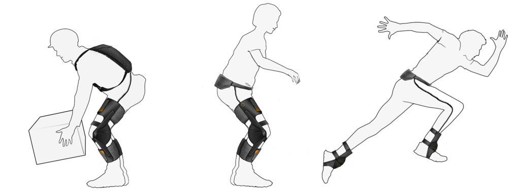 Roam Robotics hopes to use pneumatics and lightweight materials to bring exoskeletons to the masses