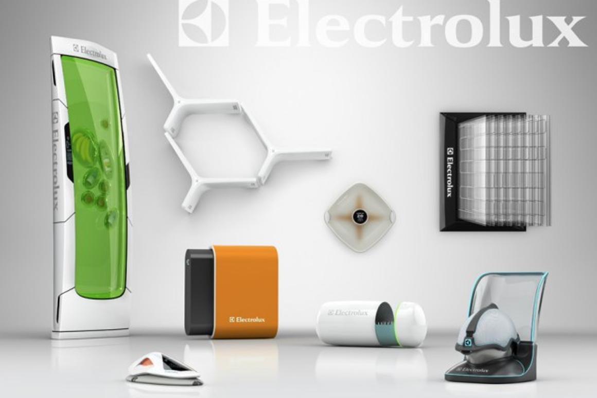 The eight finalist s in the Electrolux DesignLab 2010 have been announced