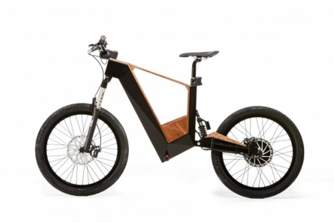 The Mosquito electric bike
