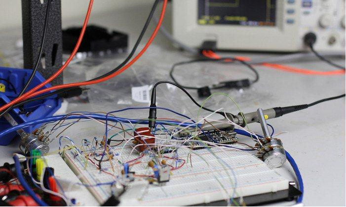Testing the Uamp circuitry
