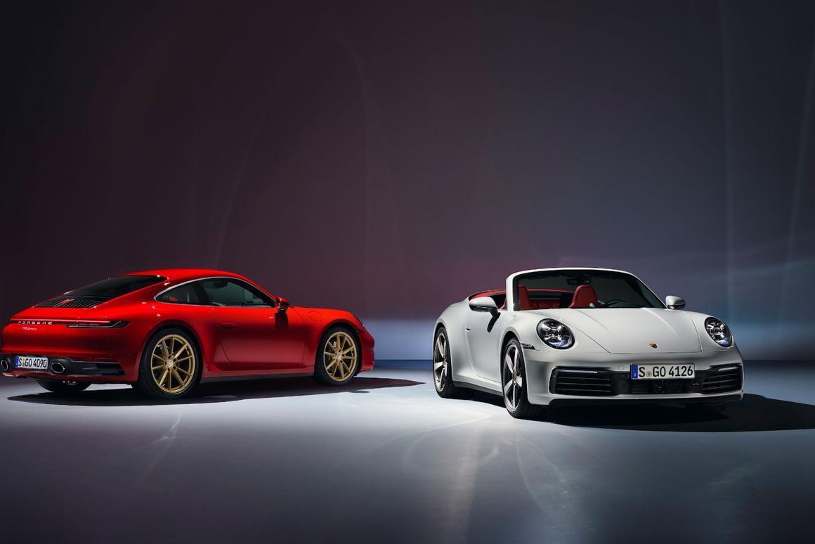 New Porsche 911 >> Meet The New Entry Level Porsche 911 Carrera And Cabriolet