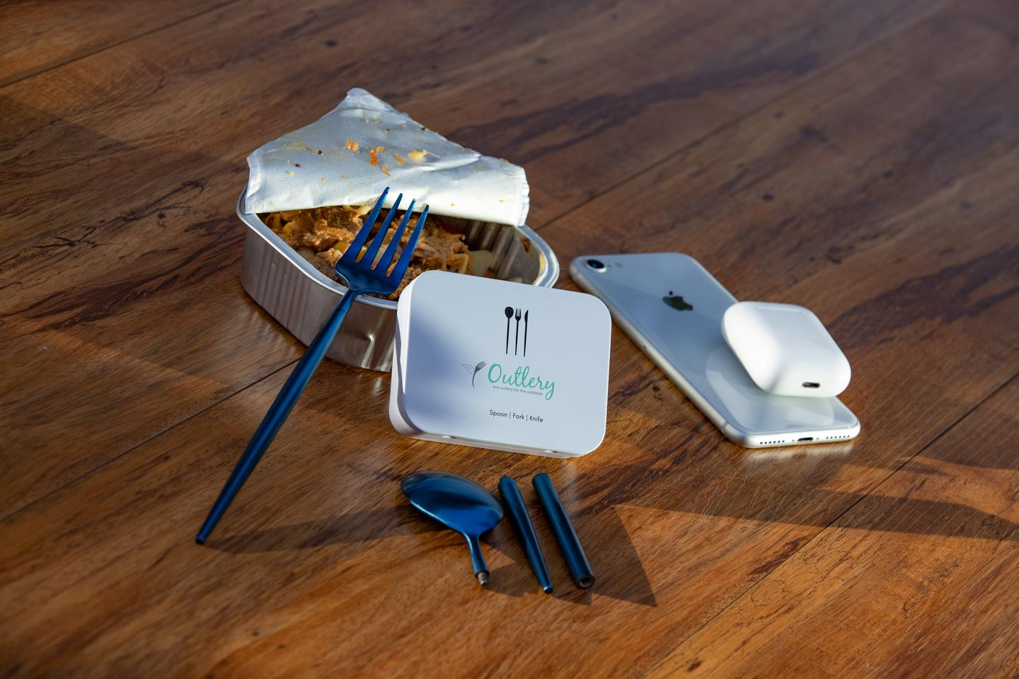 Plastic cutlery may well be convenient, but it is certainly wasteful and as more and more research shows, detrimental to the environment – Outlery is an alternative