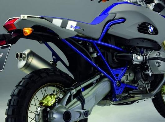 Even the swinging arm has been redesigned for lighter weight