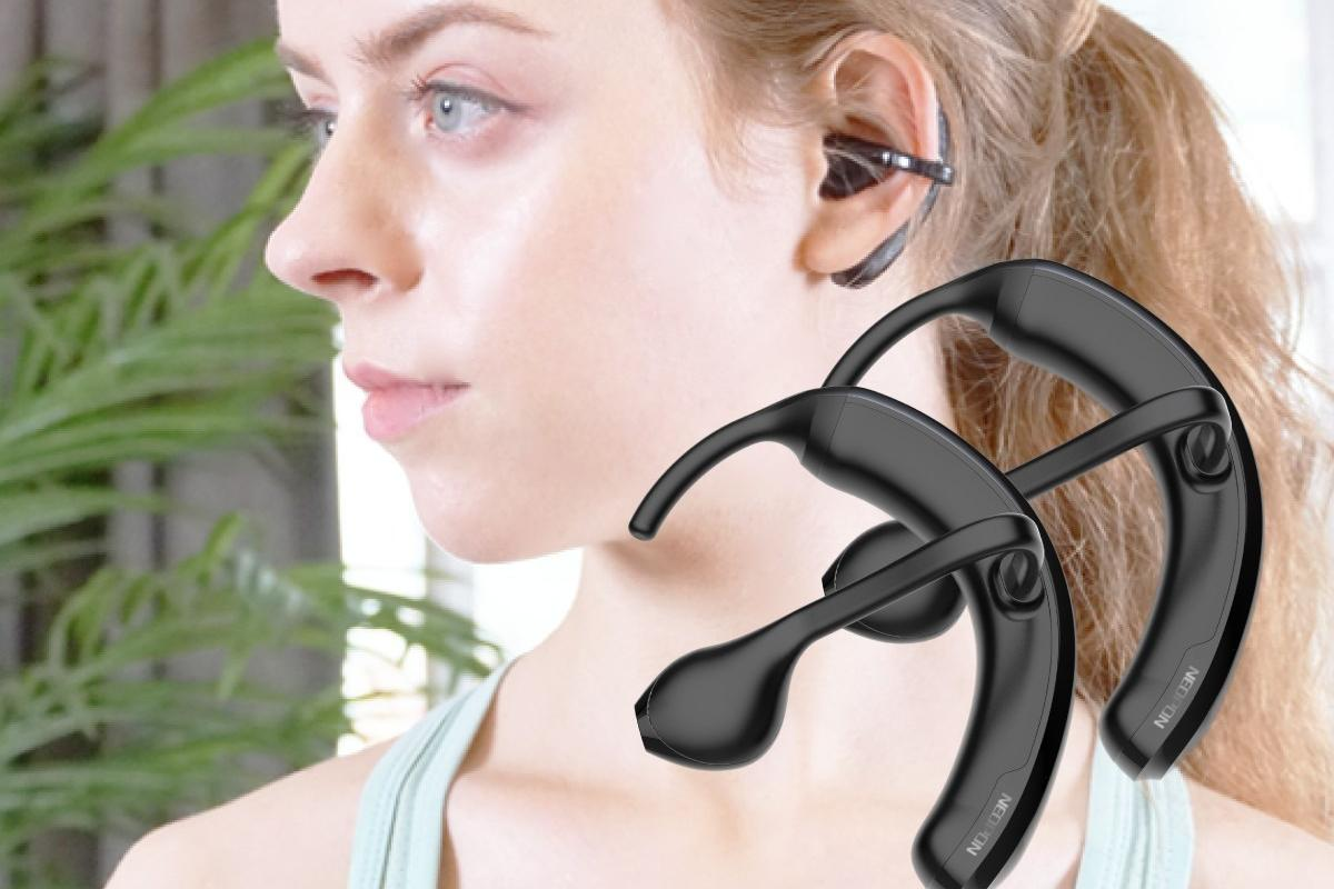 The Neopon 2 true wireless earphones offer custom comfort and secure fit for all