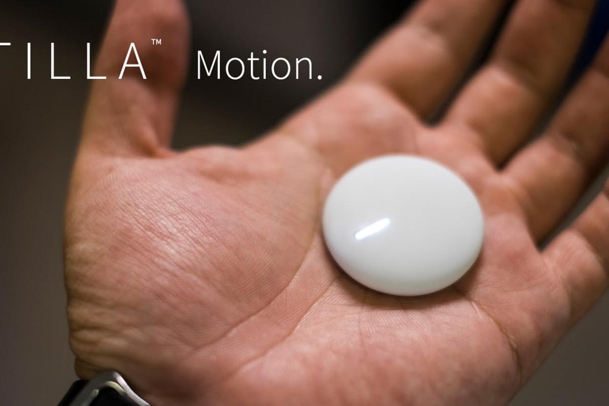 The Stilla motion detector