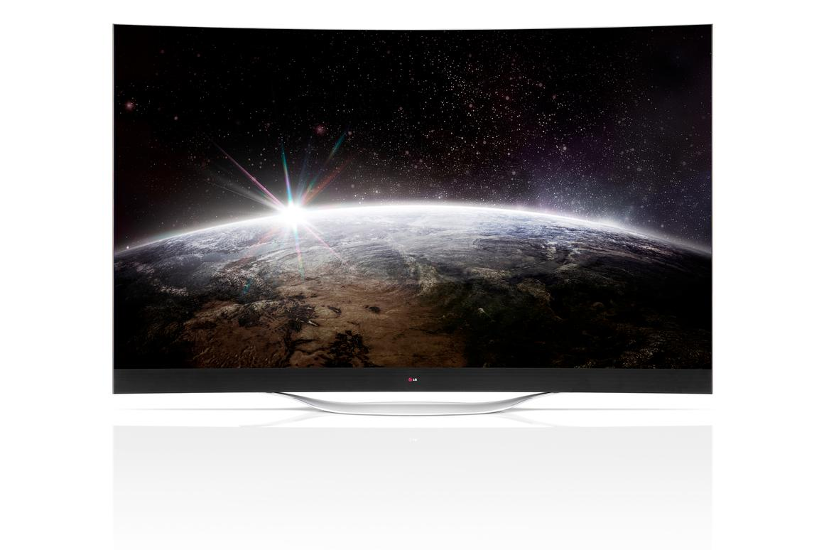 LG has begun presales for its 4K OLED TV