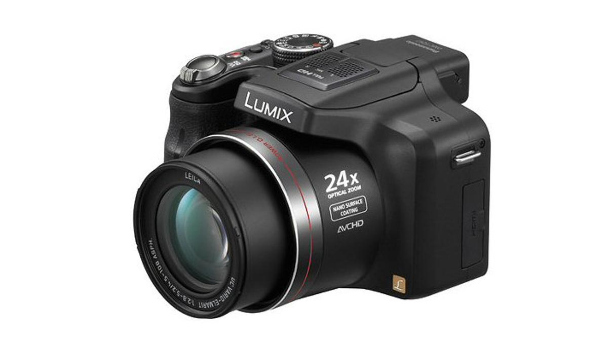 Panasonic's new LUMIX DMC-FZ47 superzoom camera