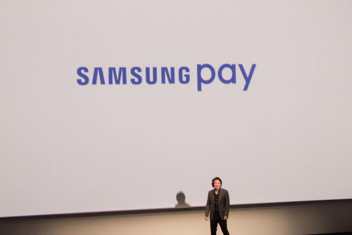 Samsung Pay will be coming to the US in September