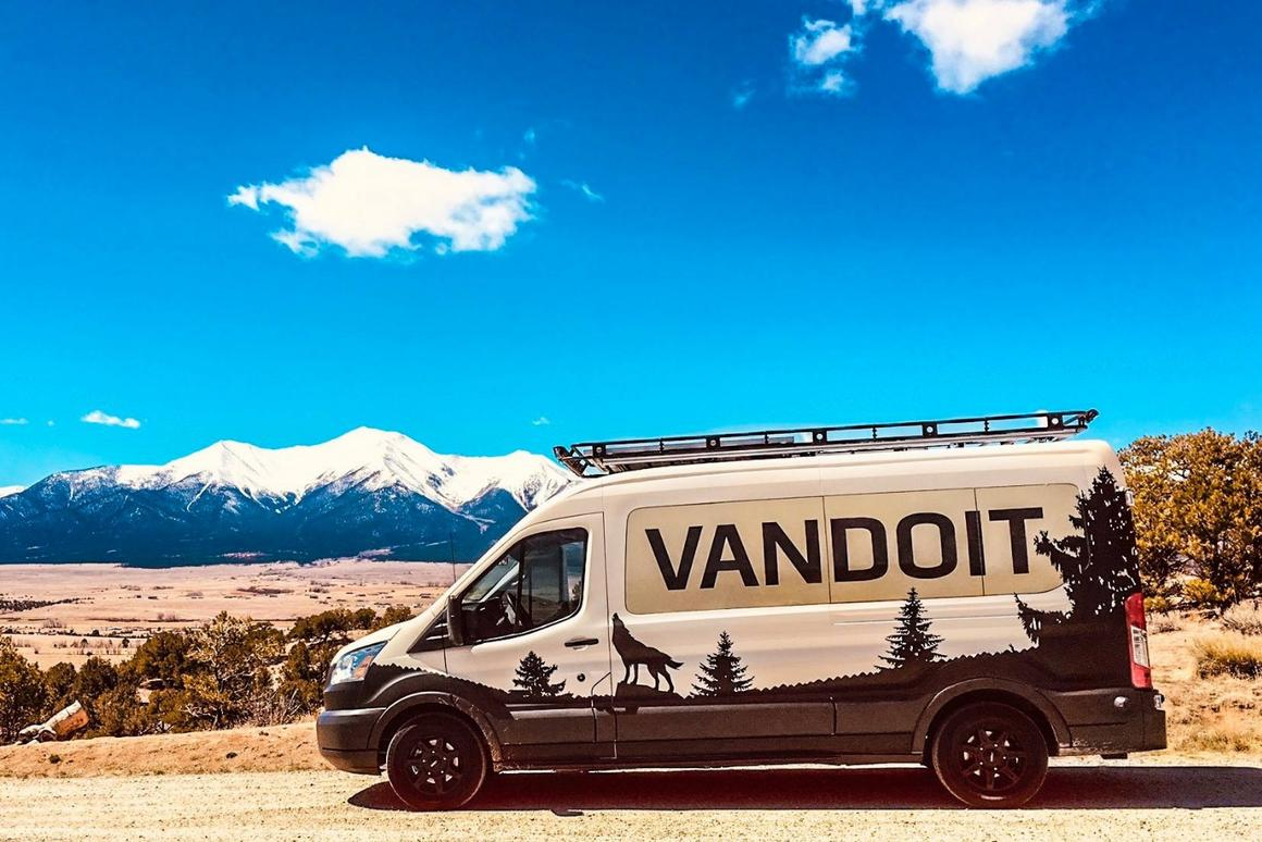 The versatile VanDoIt camper van