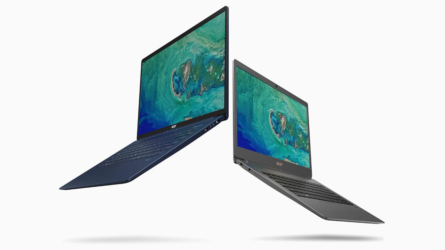 The super-light Swift 5 leads the charge for new Acer laptops at IFA2018