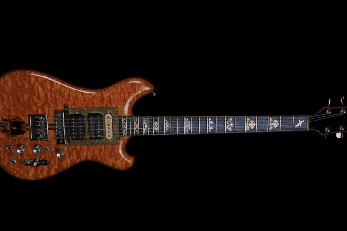 The 100 most valuable guitars ever sold at auction