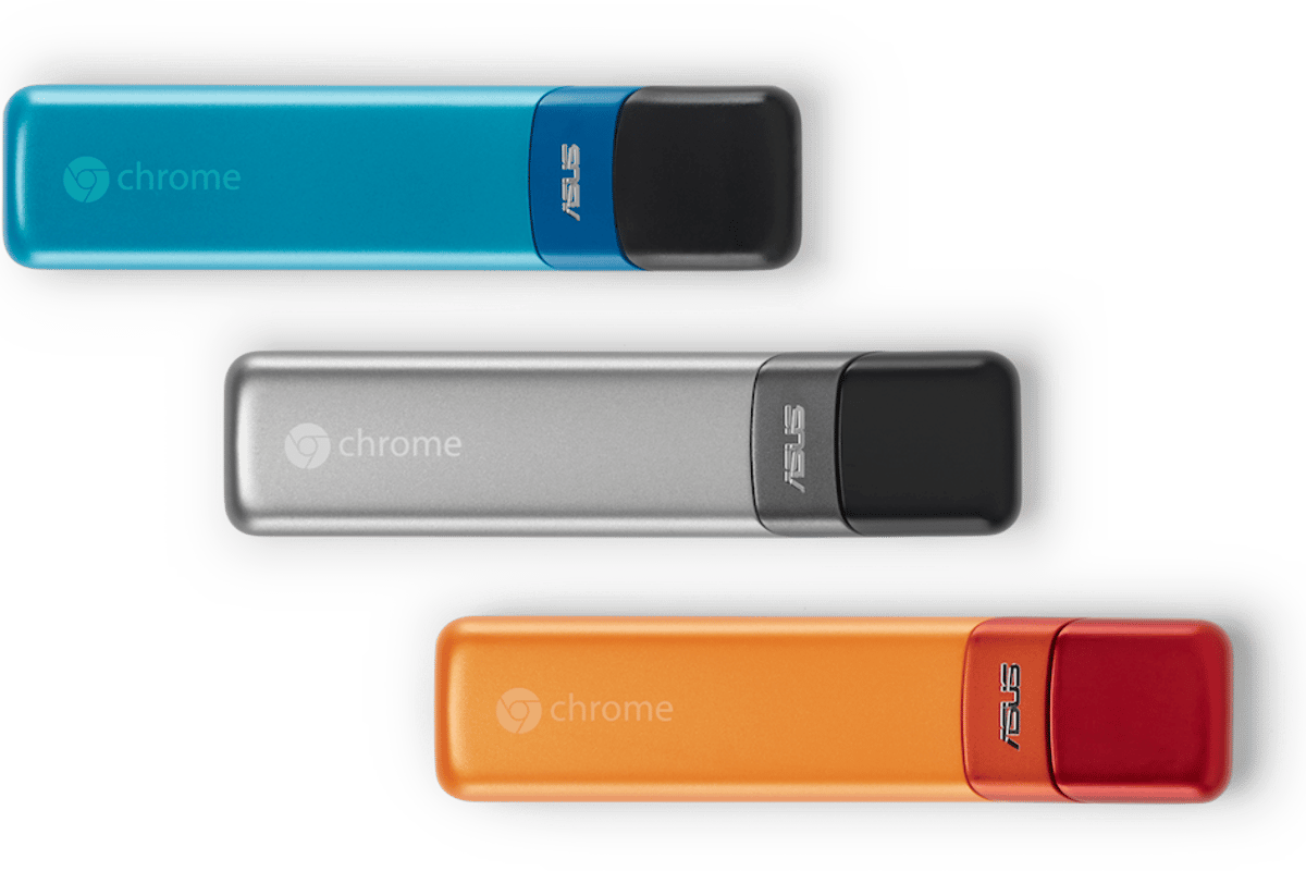 The ASUS Chromebit is a computer on a stick priced at less than $100
