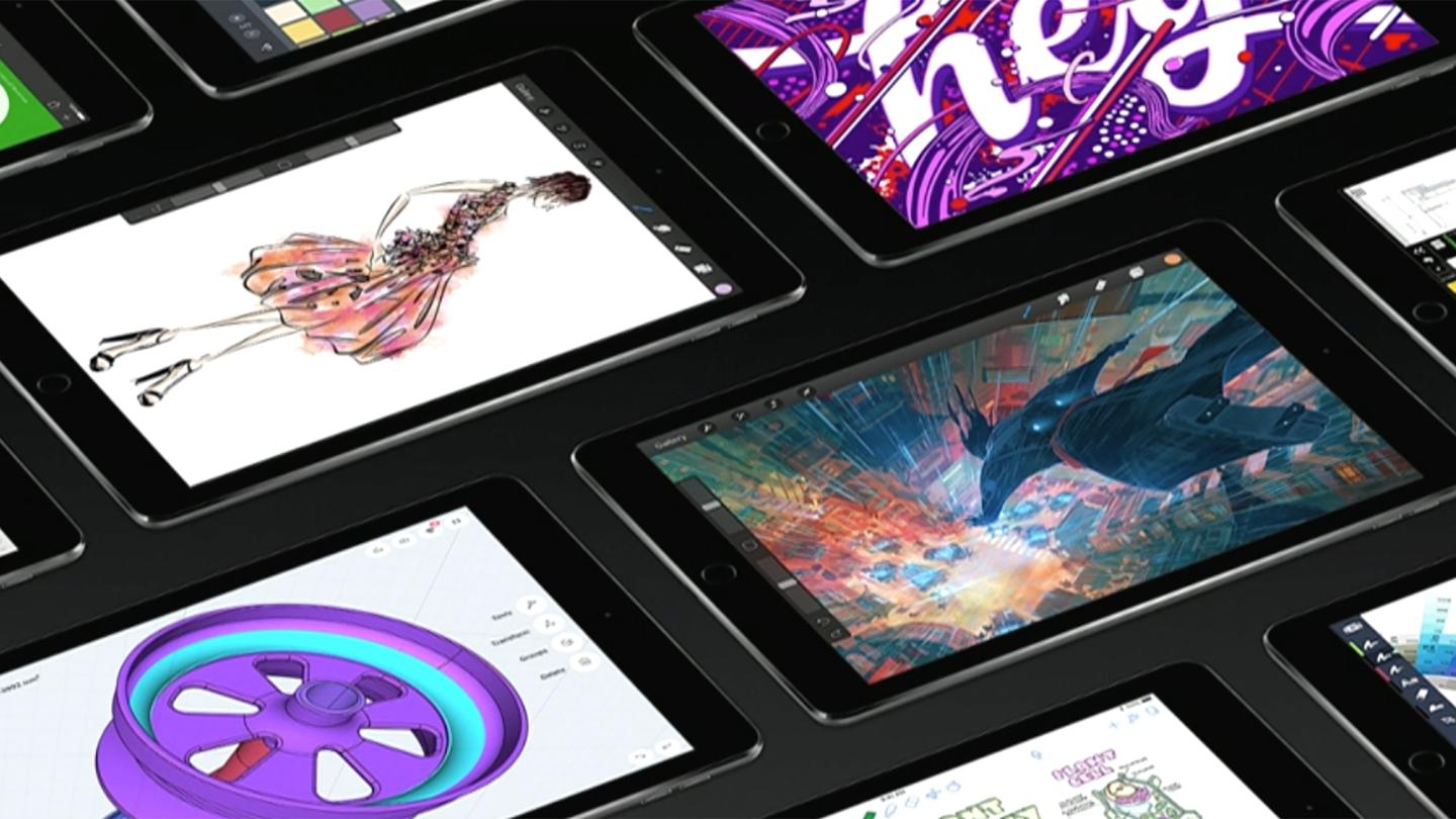 Apple has a brand new iPad Pro at a new 10.5 inch size