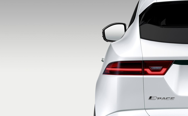 Jaguar teases the new E-Pace
