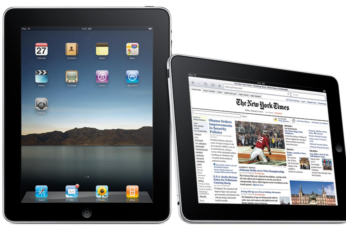 Apple is rumored to be giving its iPad a little brother before Christams