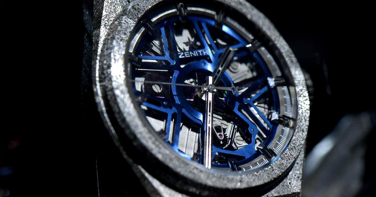 Zenith Defy Lab: World's most accurate mechanical watch tells time in a whole new way