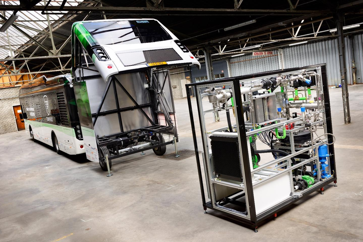 Formic Acid Joins The List Of Alternative Fuels Being Put To The Test