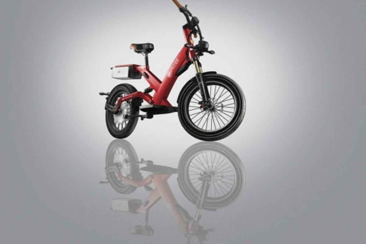 The Ultra Motor A2B Excel - electric scooter with 28mph top speed