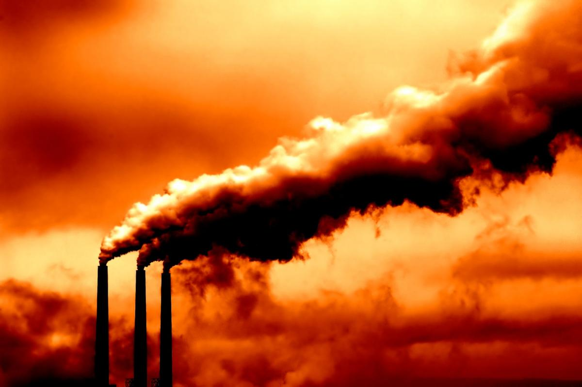 A new substance can scrub carbon dioxide from power plant emissions more efficiently than existing technology