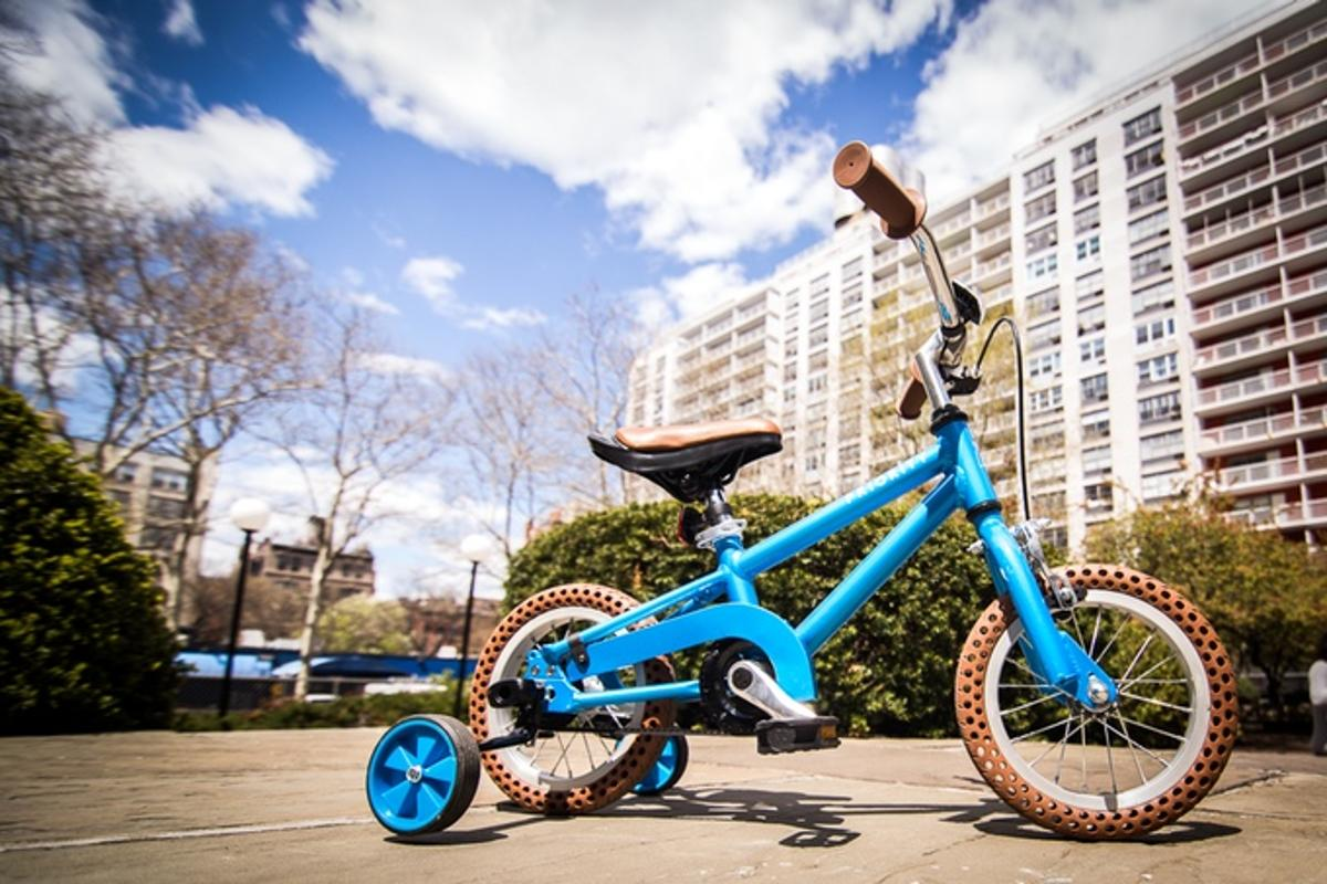 The Priority Start is designed as a simple, hassle-free kid's bike
