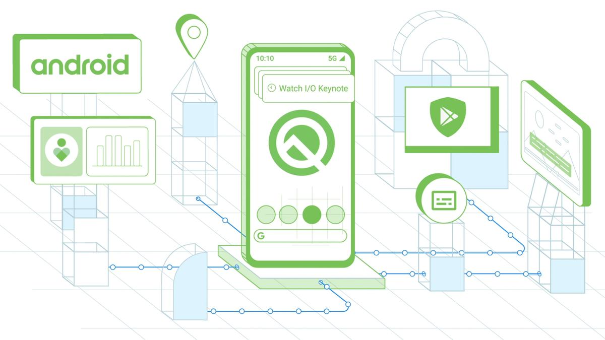 Google has revealed more about the upcoming Android Q update