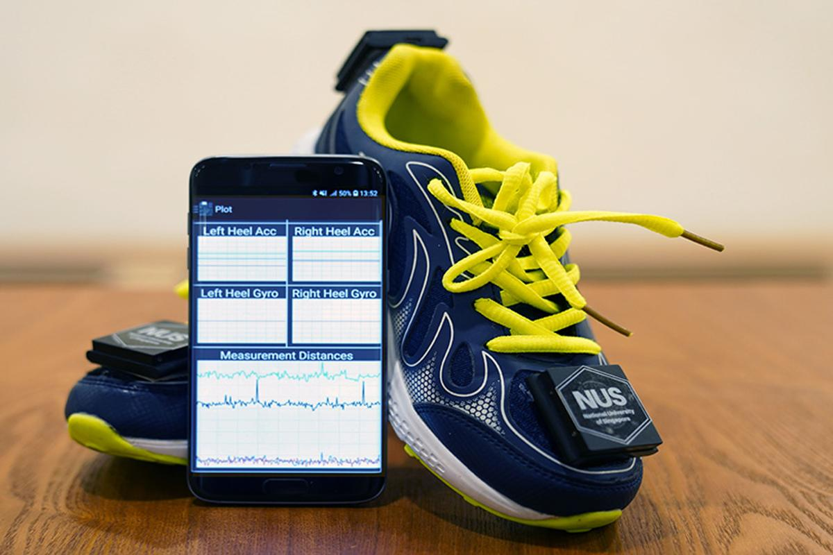 Like other gait-analysis systems, MANA 2.0 could be used to diagnose sports injuries and neurological conditions, or to assess the risk of falling in the elderly