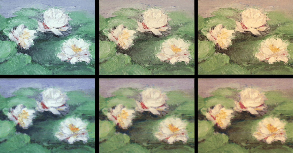 The RePaint system reproduces paintings by combining a deep learning AIalgorithm and 3D printing