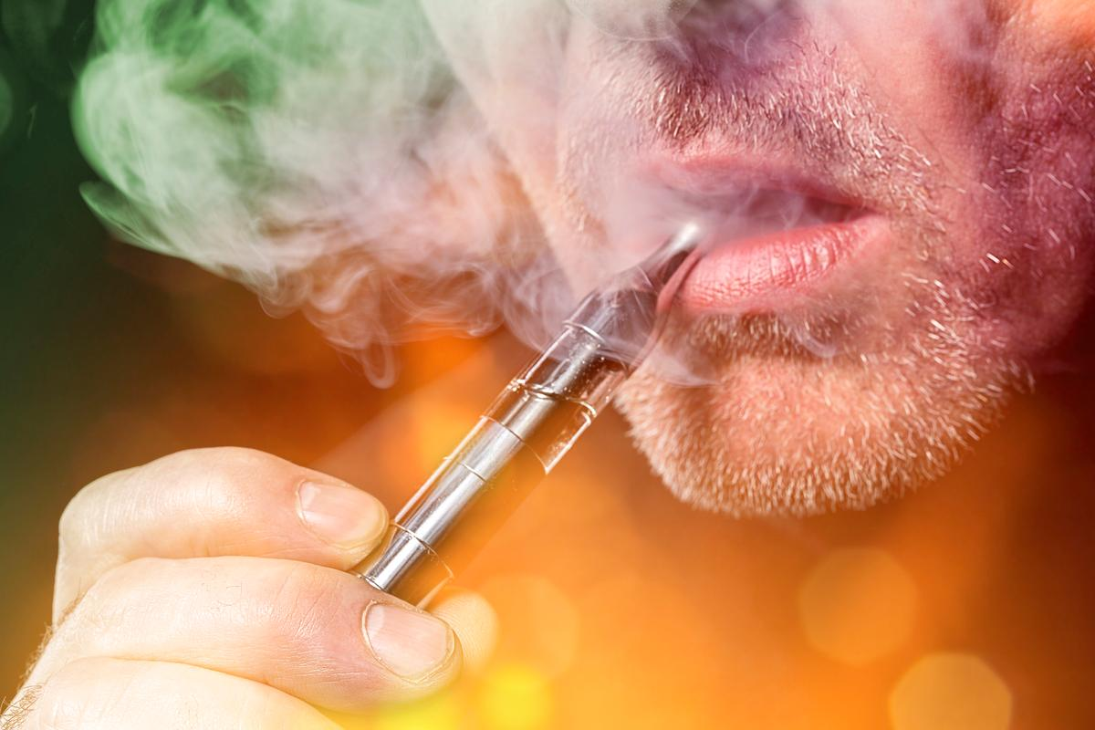 The CDC is confident most recent lung illnesses related to e-cigarette use are linked with illicit THC vape liquid mixed with an additive known as vitamin E acetate