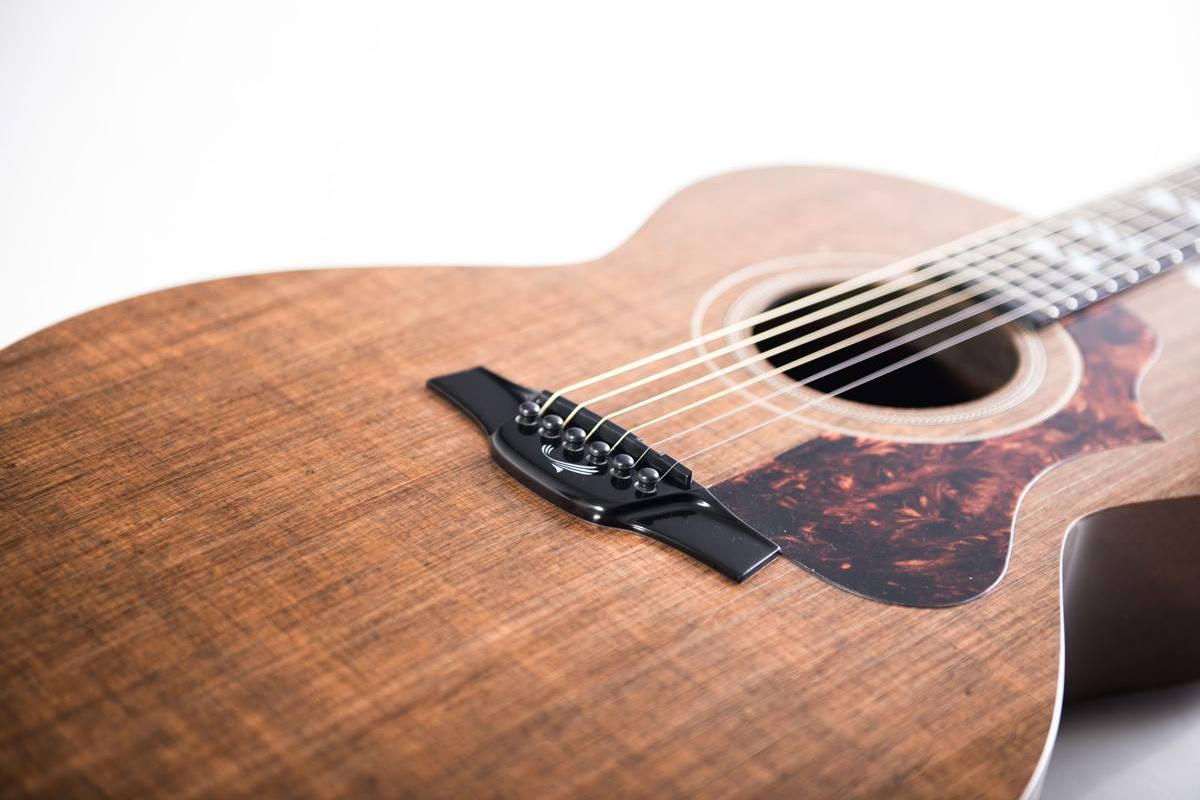 The El Capitan Ekoa small jumbo acoustic from Blackbird Guitars
