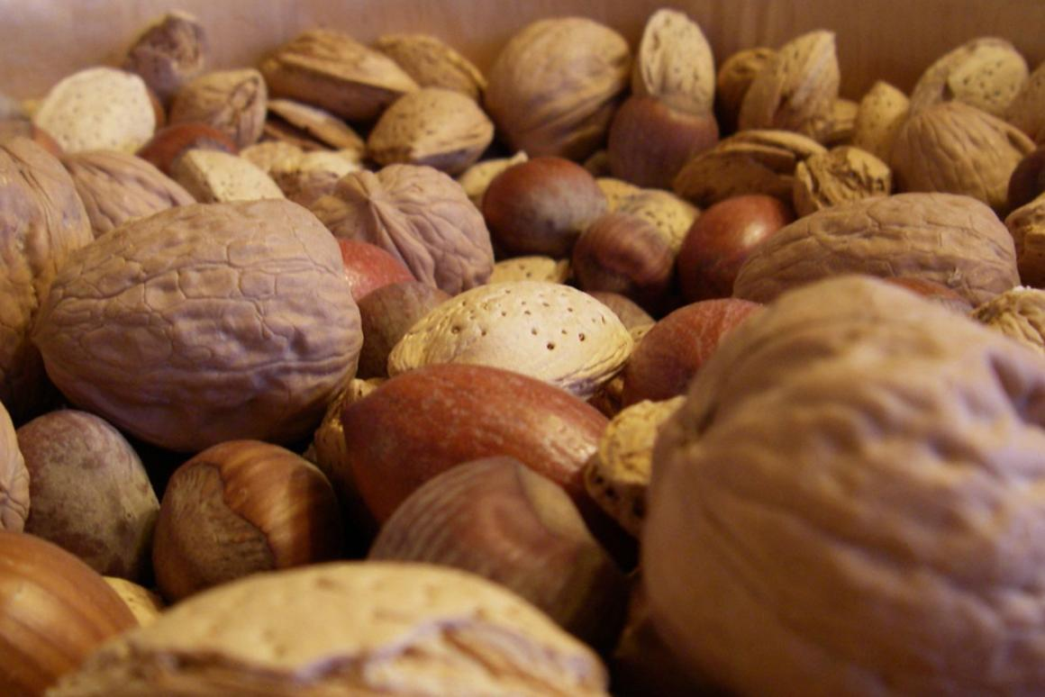 A bowl of nuts - delicious for some, potentially deadly for others (Image: Craig Engbrecht)
