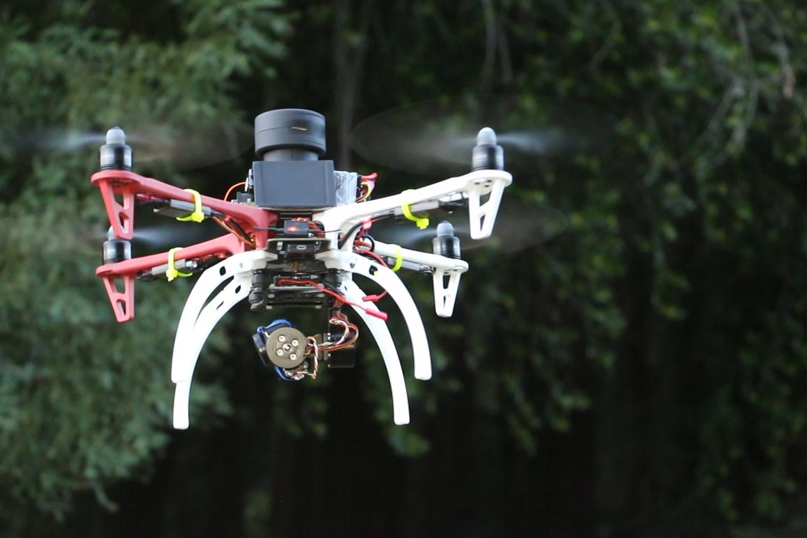 Users can mount Sweep on drones and robots for object detection/tracking, terrain mapping, or navigation sense/avoidance