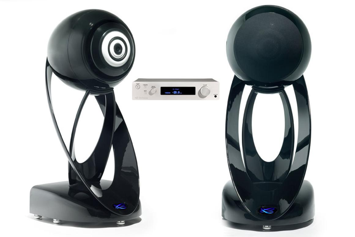 80,000 euro Cabasse L'Ocean Speakers - 117dB with no distortion