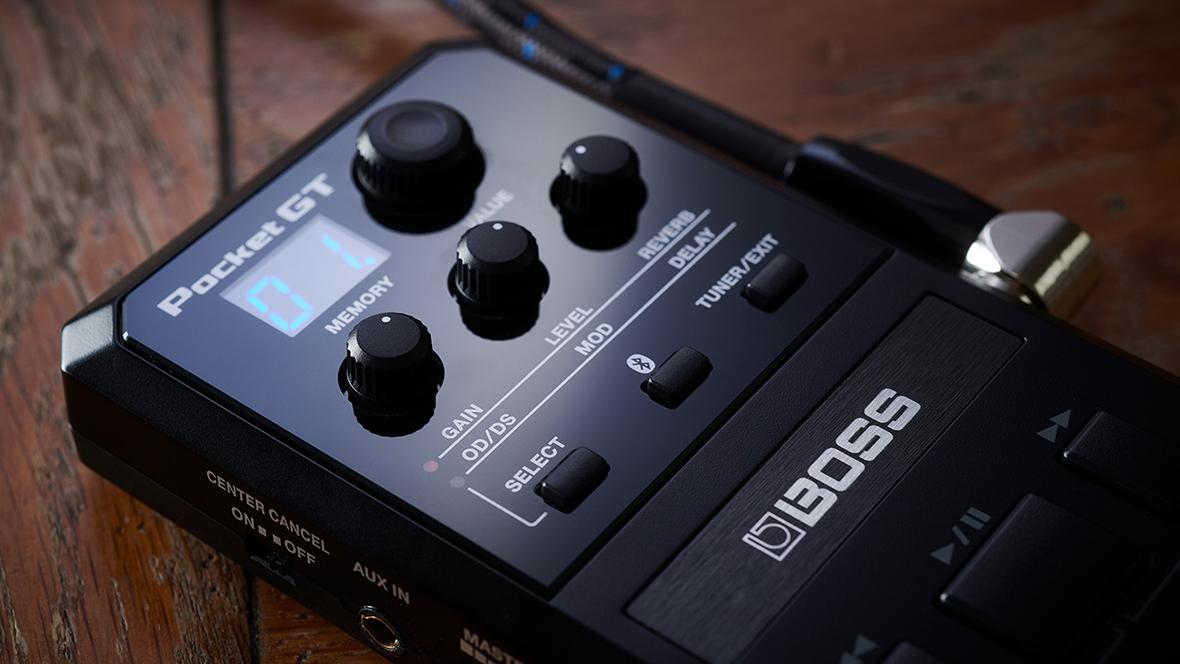 Over 100 amp and effects models are available, along with 99 user memory slots