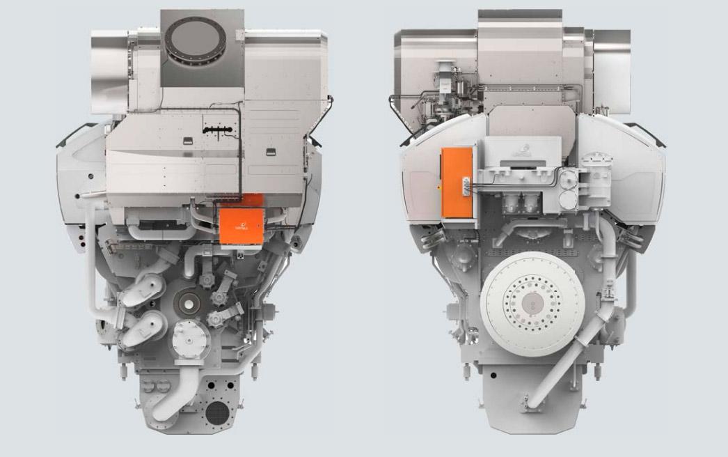 Wärtsilä 31 – the world's most efficient diesel 4-stroke engine
