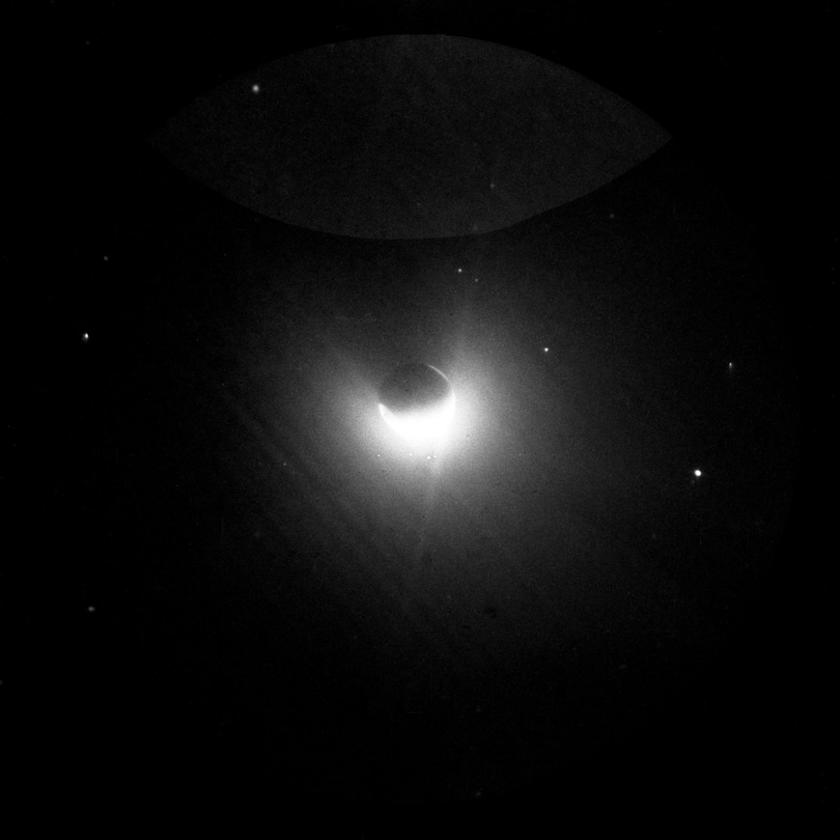 The geochorona as seen byApollo 16