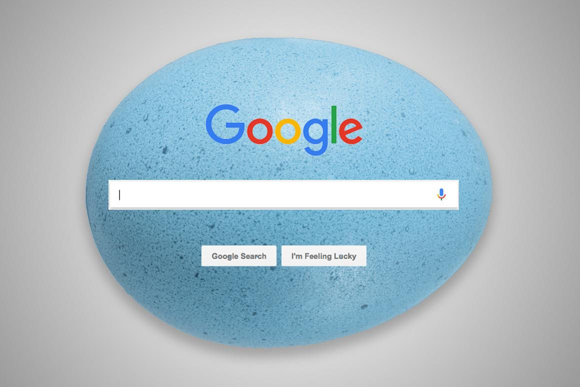 Google hides some amusing jokes and bonuses in certain search results