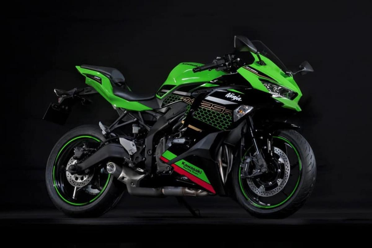 Team Green is resurrecting the high-revving inline 4 250cc sportsbike with the new ZX-25R