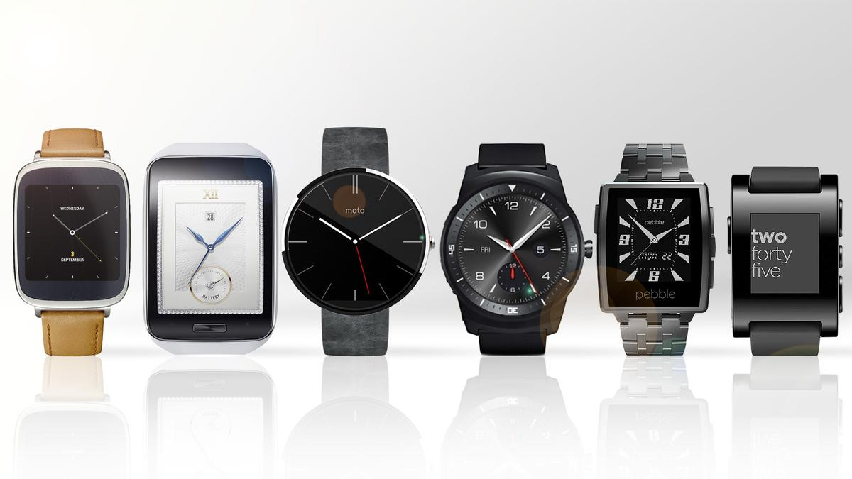 Gizmag compares some of the best smartwatches you can buy today