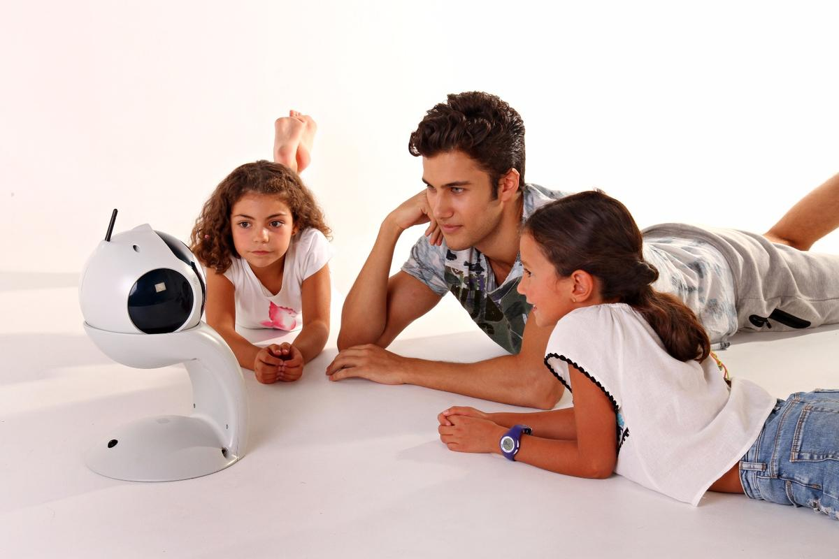 The Qbo One open source robot is designed primarily for kids, educators, developers and robot enthusiasts