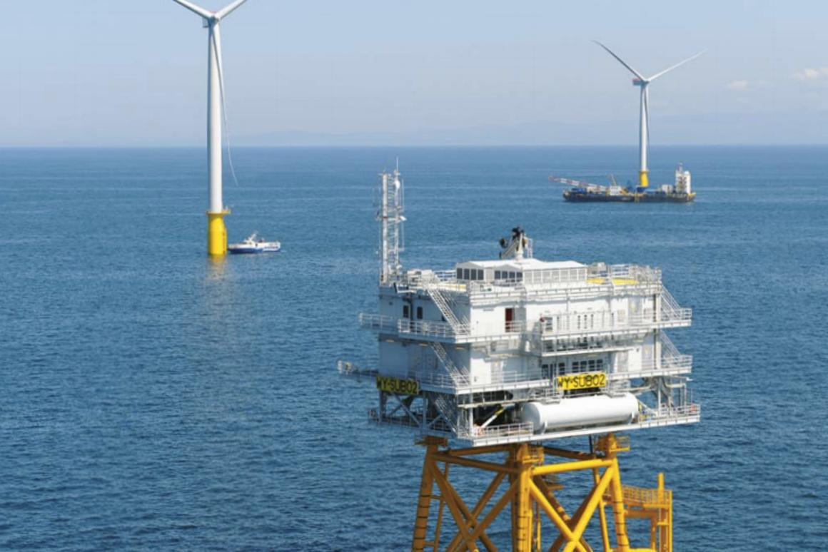 With 102 turbines, the Walney offshore wind farm, which opened yesterday, has become with world's largest