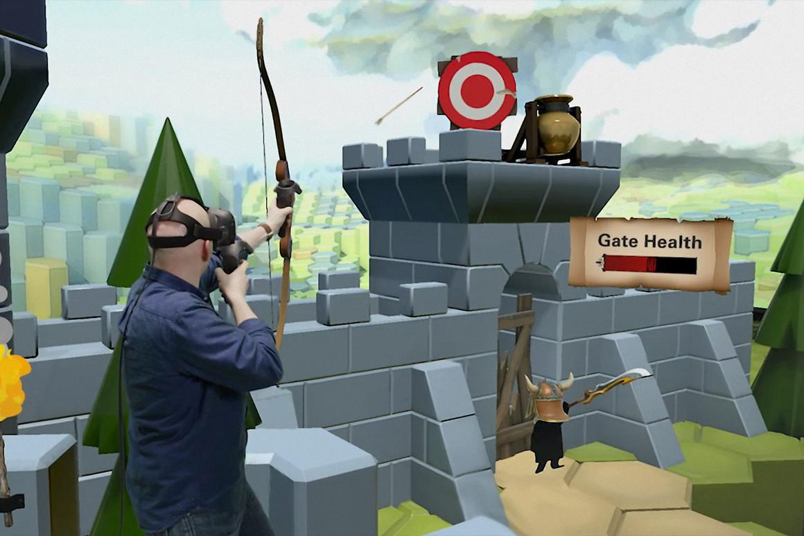 The 10 best launch games for the HTC Vive