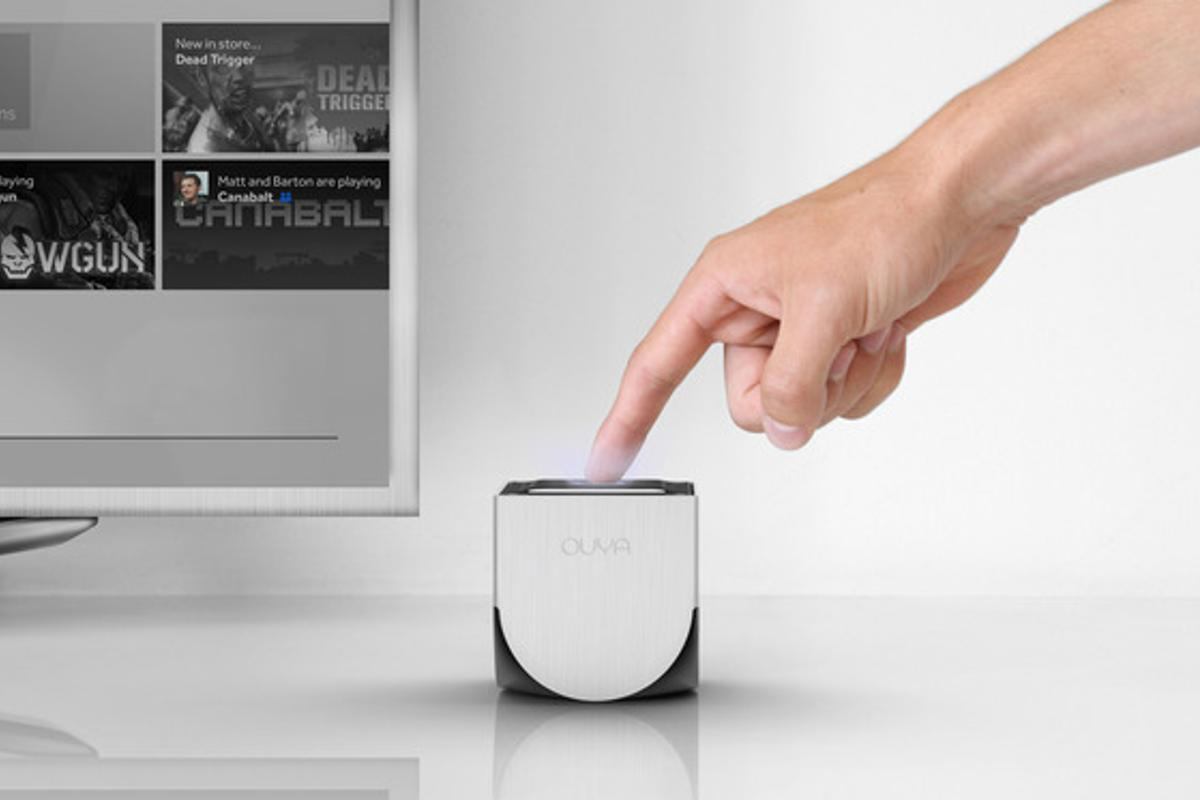 Ouya has announced the integration of OnLive, TuneIn and XBMC into its Android-based gaming console