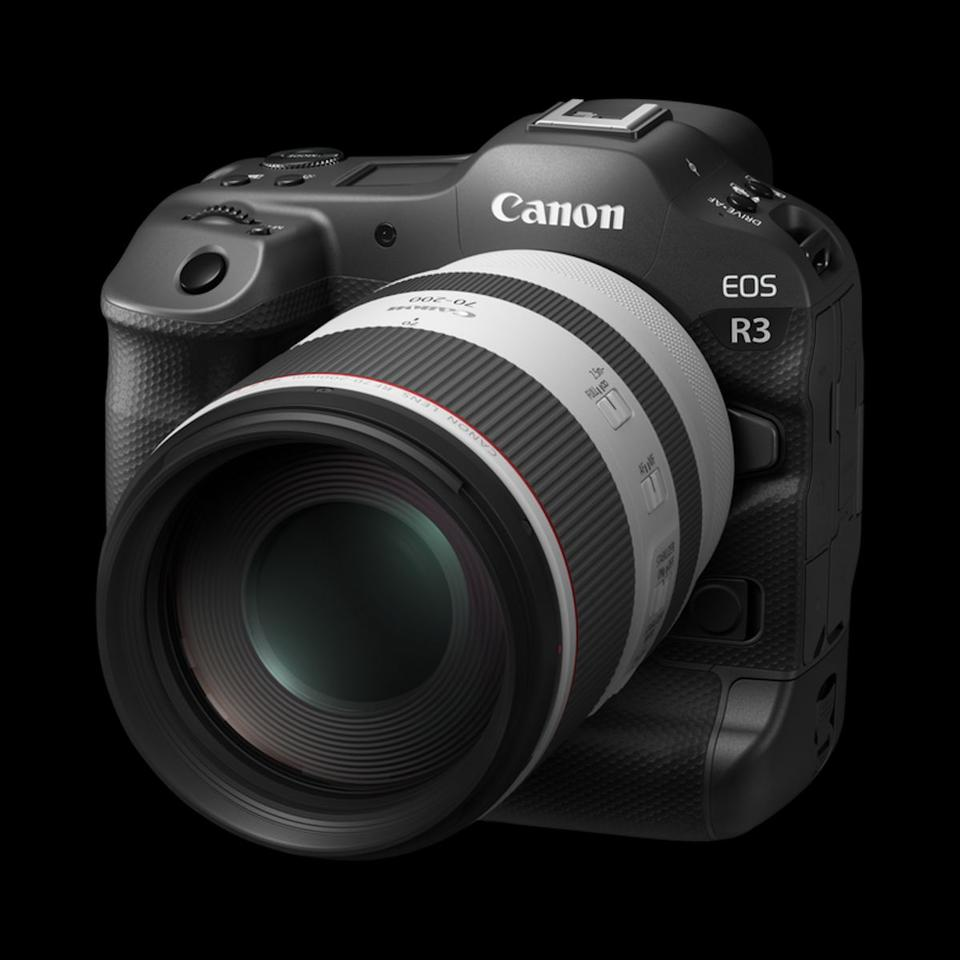 When paired with a compatible lens, the EOS R3 can provide up to eight stops of image stabilization